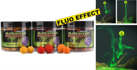 SupFeed Diffusion Mini Boilies 14/16mm 90g - fluo efekt
