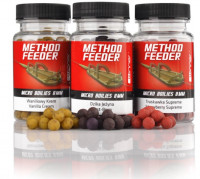 Micro boilies - Method Feeder - 8mm / 50g