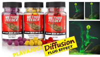 Method/Feeder Fluo Diffusion Micro Boilies 8mm/35g