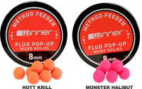 Method Feeder Fluo PopUp Micro Boilies 8mm/20g