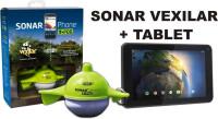 SET - Nahadzovací sonar Vexilar + tablet