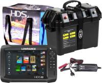 AKCIA HDS-7 bez sondy, aku.box,akumulátor, HDS profibox