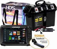 AKCIA HDS-7 TotalScan,powerbox,akumulátor,profibox