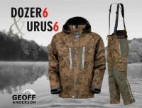 Oblečenie Geoff Anderson Dozer 6 + Urus 6 - maskáčové