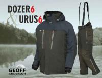 Oblečenie Geoff Anderson Dozer 6 + Urus 6 - zelené