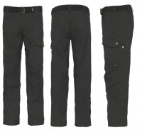 Geoff Anderson nohavice Yum Pants, f. pirate black