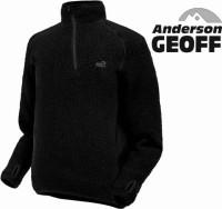 Rolák Thermal 3 Pullover Geoff Anderson - čierny