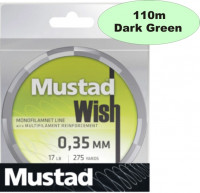 Mustad spletaná šnúra Wish Braid ML021, 110m