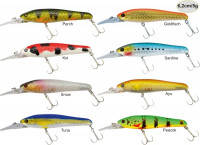 Quantum Minnow Gipsy, 5g, 62mm, 1ks