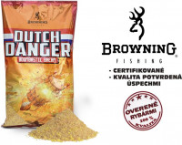 Browning krmivo Bombastic Bream Dutch Danger, 1kg