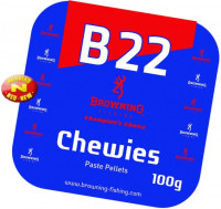Browning peletky Chewies Soft Pellets B22, 100g