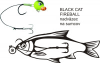 Black cat systém Fireball Rig