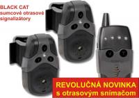 Elektronický hlásič záberu Black Cat s odposluchom