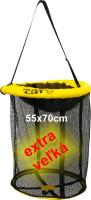 Prechovávacia sieť na nástrahy Black Cat 55*70cm