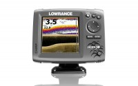 Sonar so sondou na More - LOWRANCE Hook-5x