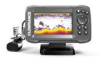 Lowrance HOOK2 4x - sonar na ryby, 120° snímanie