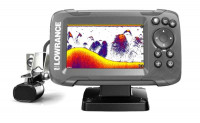 Lowrance HOOK2 4x s GPS - sonar na ryby, 120° snímanie