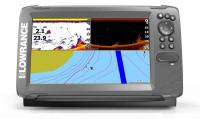 Sonar Lowrance Hook2 - 9 HDI + sonda SplitShot