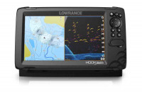 Rybárske sonary Lowrance Hook Reveal 9 50/200HDI ROW