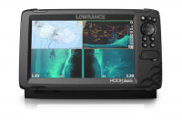 Rybárske sonary Lowrance Hook Reveal 9 Tripleshot ROW