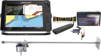 Rybárske sonary LOWRANCE HDS-12 Live