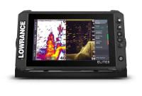 Sonar na ryby Lowrance Elite FS 9 +sonda Active Imaging