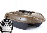 SPORTS M2 - zavážacia loďka na 4kg krmiva, 2 zásobníky