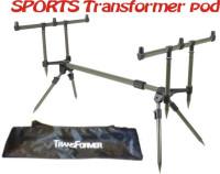 Stojan na tri prúty - Transformer Pod - SPORTS