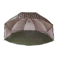 FAITH dáždnikový prístrešok Camo - priemer 3m