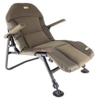 Rybárska stolička FAITH Lounge Chair S - nosnosť 125kg