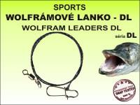 Wolframové lanko na lov dravcov - SPOORTS