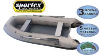 Rybárske člny SPORTEX nafukovacia podlaha